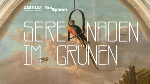 Serenaden im Grünen – Im Schlossgarten von Aranjuez // Mirjam Wesselink de Barrientos & Michael Goldort